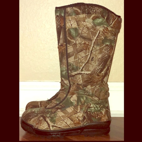 a72246ca405 RedHead Bayou Water Proof Snake Hunting Boots